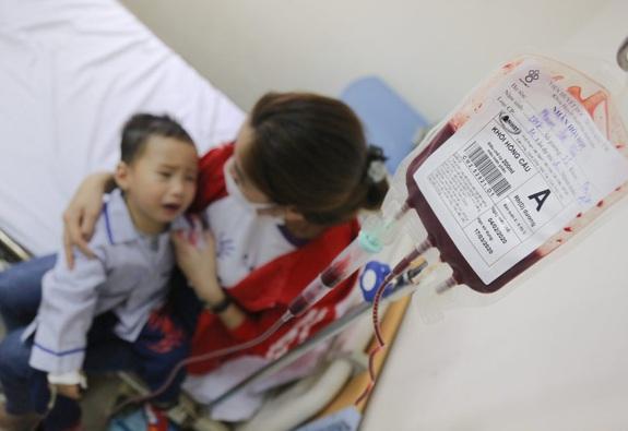 Trên 12 triệu người mang gen bệnh tan máu bẩm sinh