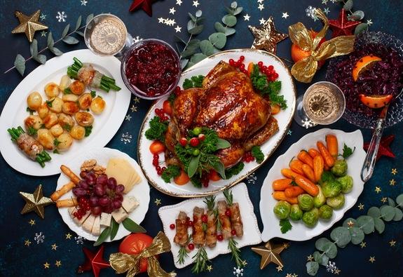 Những món ăn hấp dẫn không thể bỏ lỡ mùa Giáng sinh này